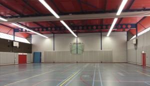 Stille sportzaal